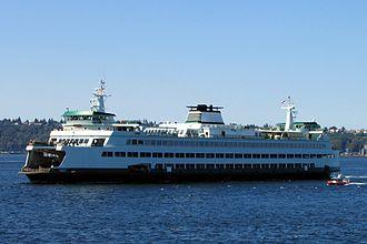 Washington State Ferries - Washington State Ferry Tacoma