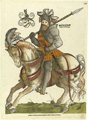 Maarten van Rossum - Maarten van Rossum, before 1543