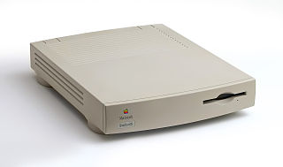 Macintosh Quadra 605 personal computer by Apple