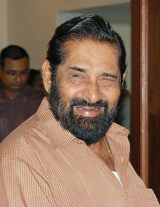 Madhu (actor) - Image: Madhu 2008