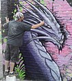 Mag4 painting the purple dragon piece.jpg
