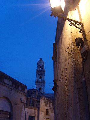 Maglie - Image: Maglie campanile