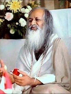 Maharishi Mahesh Yogi Inventor of Transcendental Meditation, musician