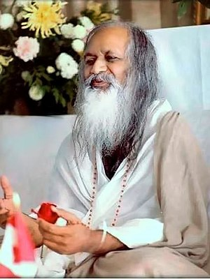 Transcendental Meditation - Maharishi Mahesh Yogi