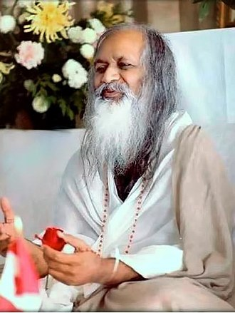 Transcendental Meditation movement - Maharishi Mahesh Yogi, founder of the Transcendental Meditation movement