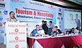 Mahesh Sharma addressing at the National Conference and Awards on Tourism & Hospitality Infrastructure, Finance and Outreach, organised by the ASSOCHAM, in New Delhi.jpg
