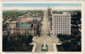 Main Street from top of State Capitol, Columbia, South Carolina.png