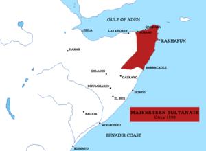 Sultanate of Hobyo