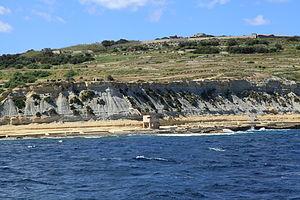 Fort Campbell (Malta) - Image: Malta Mellieha Il Blata l Bajda + Fort Campbell (Keppel) 04 ies