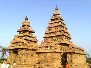 Shore Temple - Shore Temple Complex