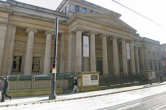 Culture of Manchester - The City Art Gallery
