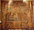 Manif. di bruxelles, arazzi della battaglia di lepanto, battaglie su dis. di lazzaro calvi e figure di luca cambiaso, 1591, 15.JPG