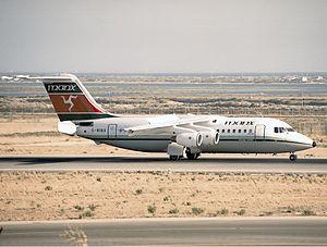 Manx Airlines BAe 146-200 Aragao.jpg