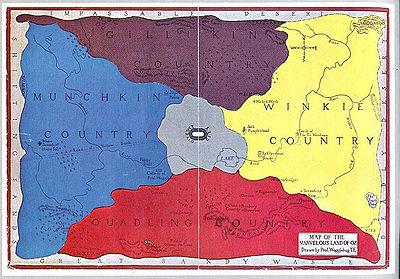 Land of Oz  Wikipedia