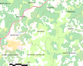 Map commune FR insee code 19070.png