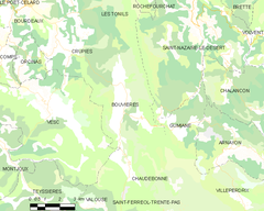 Map commune FR insee code 26060.png