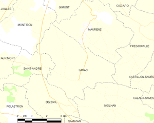 Map commune FR insee code 32182.png