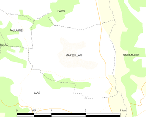 Map commune FR insee code 32238.png