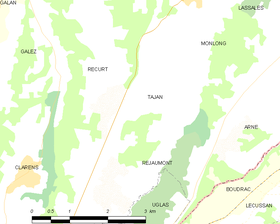 Map commune FR insee code 65437.png