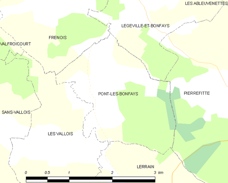 Fayl:Map commune FR insee code 88353.png