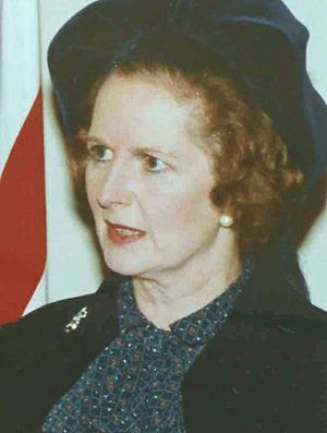 United Kingdom local elections, 1976 - Image: Margaret Thatcher 1979