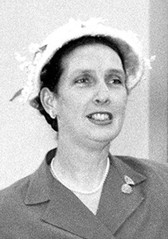 Margaret Whitlam - Whitlam in 1954
