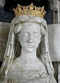 Margaret of Denmark, Norway & Sweden (1389) effigy 2010 (2).jpg