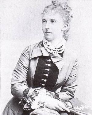 Princess Marie of Prussia (1855–1888) - Princess Marie of Prussia in 1878