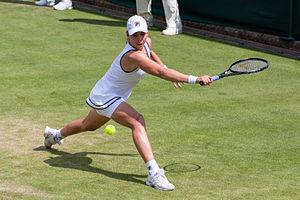 Marina Erakovic - Erakovic at the 2013 Wimbledon Championships