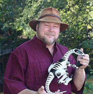 Mark Tilden - Mark Tilden in September 2006