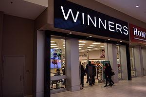 Winners - Winners store in Markville Shopping Centre