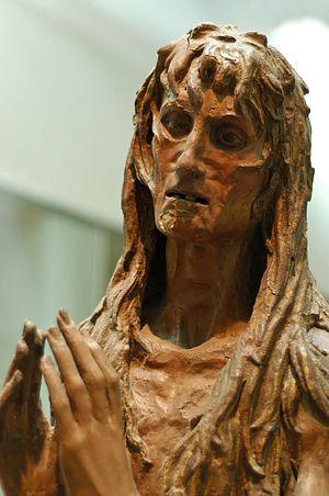 Maddalena by Donatello