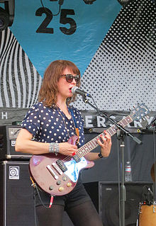 Mary Timony American musician and songwriter