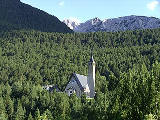Posušje - View of Masna Luka