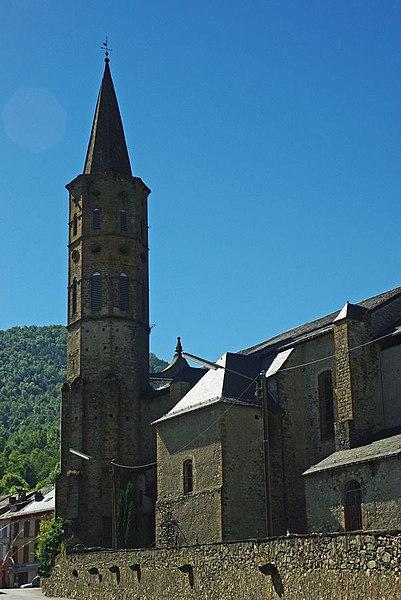 Église de la Nativité-de-la-Vierge de Massat (Inscrit)
