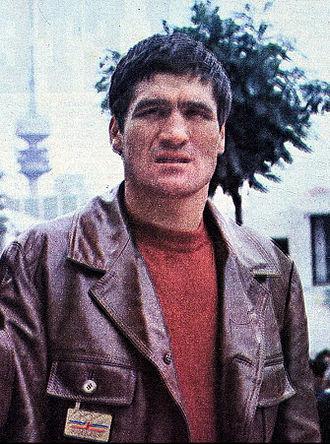 Mate Parlov - Parlov in 1972