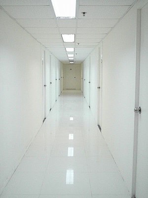 Immagine Matrix like corridor.jpg.