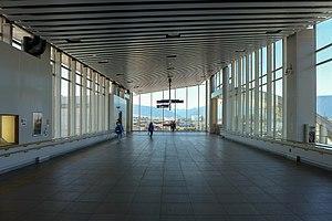 Matsumoto Station - Image: Matsumoto Station Access 201706