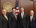 Matt Hudson, Steve Crisafulli, Andy Gardiner, and Garrett Richter.jpg