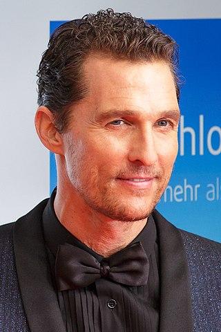 Matthew McConaughey - Dallas Buyers Club as Ron Woodroof