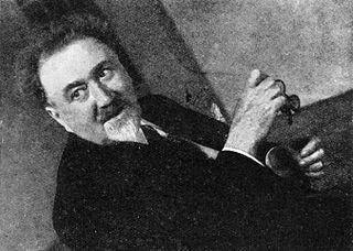 Max Švabinský Czech painter and artist