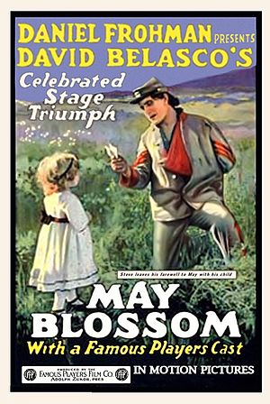 May Blossom (film) - Film poster
