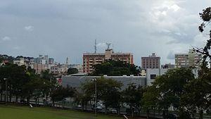 Mayaguez downtown