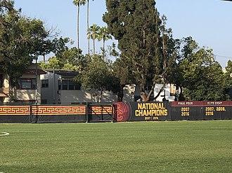 McAlister Field - Image: Mc Alister Field (USC) 2
