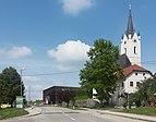Meggenhofen, die Katholische Pfarrkirche heilige Martin Dm59060 foto11 2017-08-10 11.07.jpg