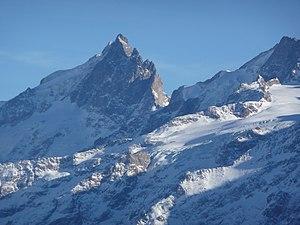 Dauphiné - La Meije, 3,983 meters