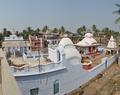Melai Chandi Mandir Complex - South-eastern View - Amta - Howrah 2015-11-15 7090-7092.tif