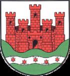 Das Wappen von Meldorf