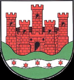 Meldorf - Image: Meldorf Wappen