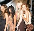 Melissa Jacobs, Krista Ayne, Bella Starr, Lexie Karlsen at Penthouse Party 1.jpg